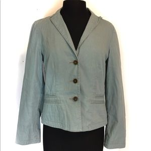 Sundance Women's Blue Casual Blazer